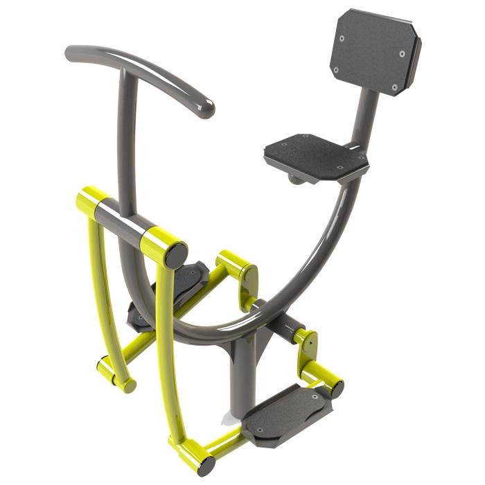 siłownie_zewnętrzne_rowerek