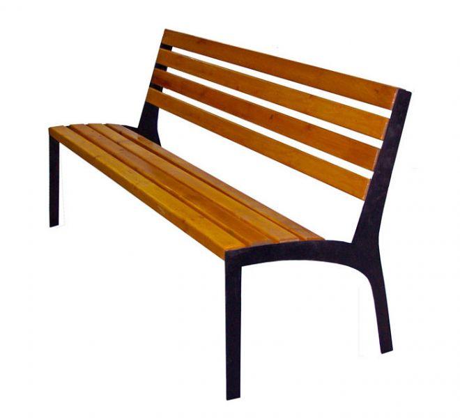 ławki parkowe nowoczesne MD200
